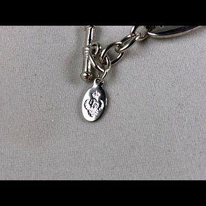 Premier Designs Jewelry - Rhodium Humanity Bracelet by Premier Designs